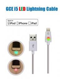 GCE i5 LED Lightning Cable